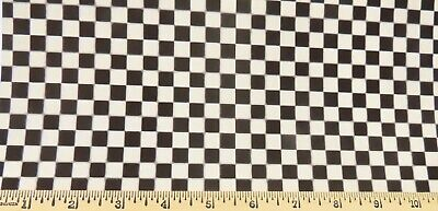 "TWO 8.5""x11"" Glossy Full Sheet Photo Stickers Checkerboard Decals(Floor,walls..)"