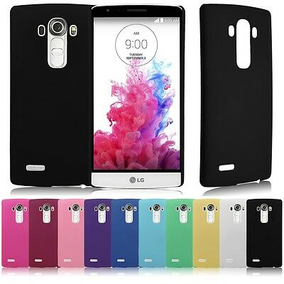 Slim Ultra Thin Matte Hard Plastic Cover Case Skin Shell For LG G2/G3/G4 phones