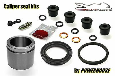 Kawasaki H2 750 Mach IV front brake caliper piston & seal repair kit 1974 1975