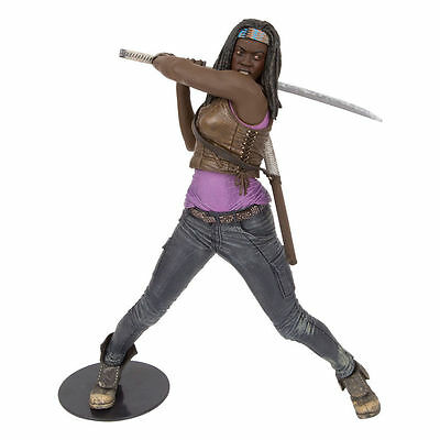 "McFarlane The Walking Dead TV Series Michonne 10"" Deluxe Figure"