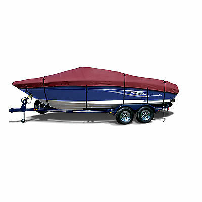 LUND WC 16 Trailerable Fishing Bass Ski Jon Boat Cover Gold