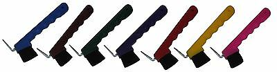 Bitz Hoof Pick with Brush ONE SIZE ALL COLOURS