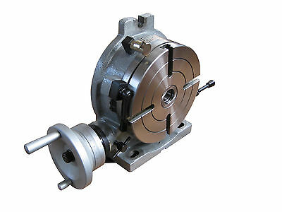"8"" precision horizontal & vertical rotary table"