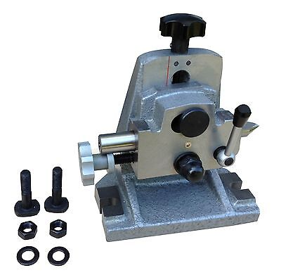 Tailstock for 5C Collet Index