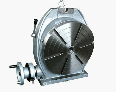 """16"""" Precision Horizontal and Vertical Rotary Table With A Dividing Plate"""