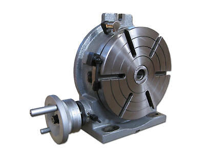 "10"" precision horizontal and vertical rotary table"