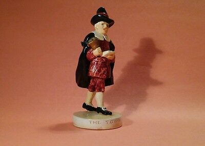 THE TOWN CRIER-Sebastian Miniature,1950 P.W.BASTON