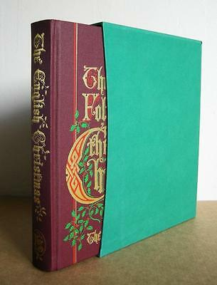 The Folio Book Of The English Christmas (Folio Society, 2002) With Slipcase