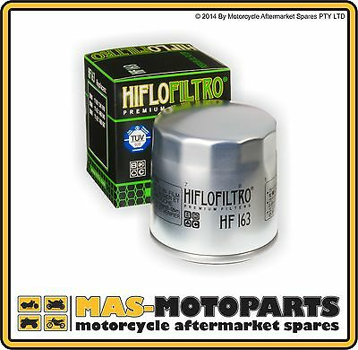 HI-FLO OIL FILTER HF163 FOR BMW R1150 GS Adventure R Rockster RS RT K1200 LT SE
