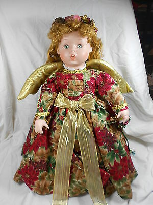 Goebel Angel Doll by Bette Ball   Musical Porcelain Doll