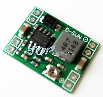 10PCS LM2596 DC-DC adjustable power step-down module GREEN NEW GOOD QUALITY M23
