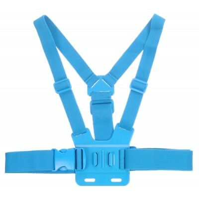 Kitvision Chest Mount for Action Cameras Blue