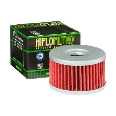 HI-FLO HF137 OIL FILTER FOR SUZUKI S40 Boulevard (LS650) 2005 to 2015