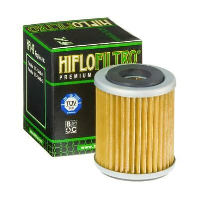 HI-FLO HF142 OIL FILTER FOR YAMAHA YFM350 FW Big Bear 1987 to 1999