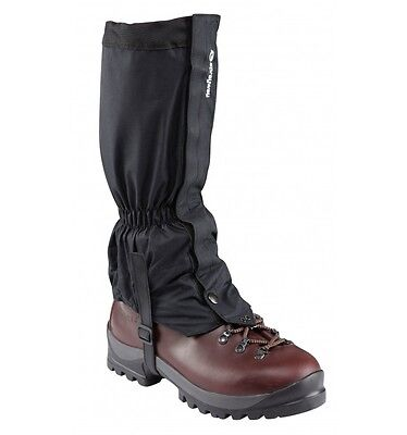 Adults Gaiter Sprayway Hydro/Dry Waterproof Walking Hiking Leg Black **RRP £25**