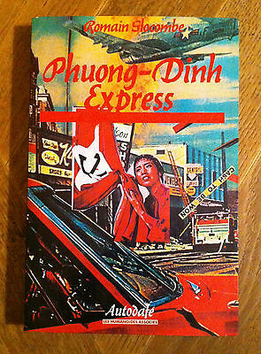 """Eo """"phuong-Dinh Express"""" - Slocombe - Humanoides Associes 1983"""