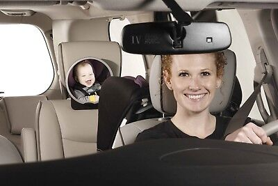 Diono Easy View Back Seat Mirror, Silver. Shipping is Free