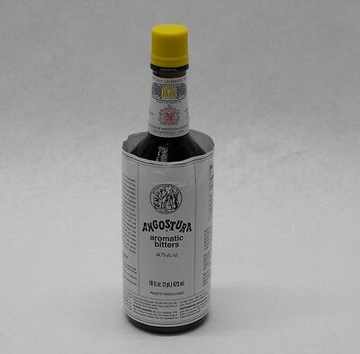 16oz. ANGOSTURA AROMATIC BITTERS Cocktail Flavoring Bar Mixer