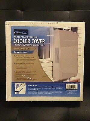 Dial 8340 tan canvas covers side - Mastercool exterior cooler cover ...