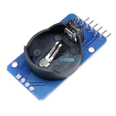 5PCS DS3231 AT24C32 IIC Module Precision Real Time Clock Quare Memory Arduino