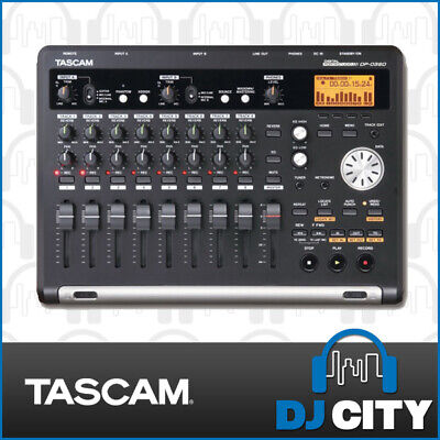 DP-03SD Tascam Portable 8-Track Digital Studio Recorder - BNIB - DJ City Aust...