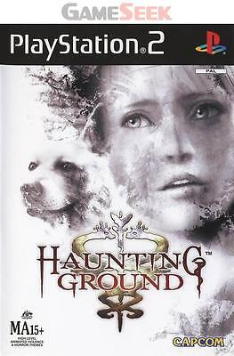 Haunting Ground - Playstation Ps2 Brand New Free Delivery