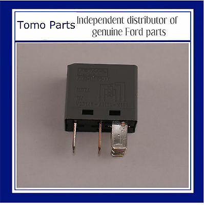 Genuine Ford Focus Front & Rear Wiper Relay 1998-2005 1552133  6X4T-14B192-AA