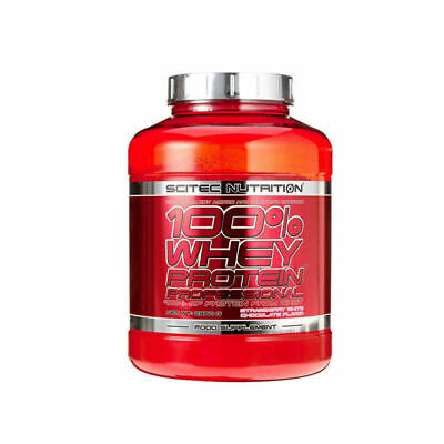 (17,00€/kg) Scitec Nutrition 100% Whey Protein Professional 2350g 2,35kg Eiweiss
