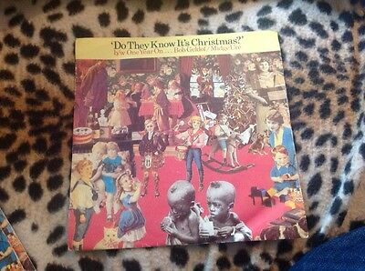 Band Aid ; Do They Know It's Christmas , 7''