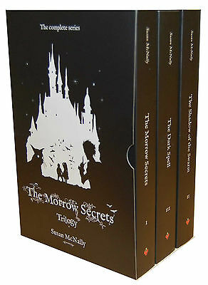 The Morrow Secrets Trilogy 3 Books Collection Pack Set