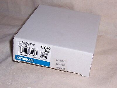 OMRON G9SB-200-D Safety relay
