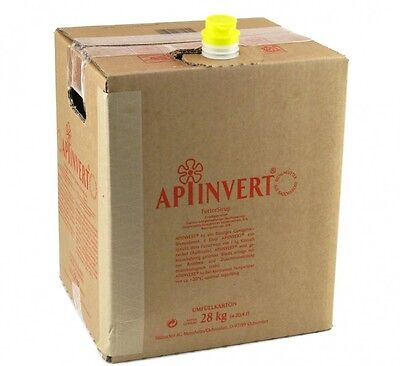 Apiinvert - Beekeeping - Bee Food - Fondant - Sugar - Feeder - Ambrosia -