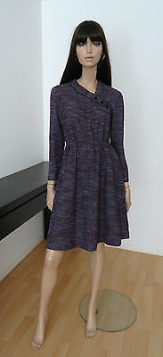 ROBE VINTAGE VIOLET/LILAS TAILLE 36 / dress abito ropa kleid vestito