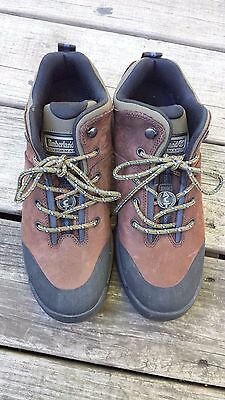 Details about Timberland Performance ACT Leather Women's Hiking Boots 9 M 96323