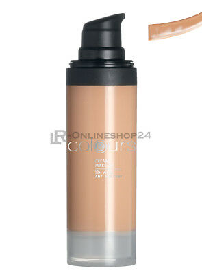 LR colours Cream Make-up Medium Sand 30ml Farbnummer 2