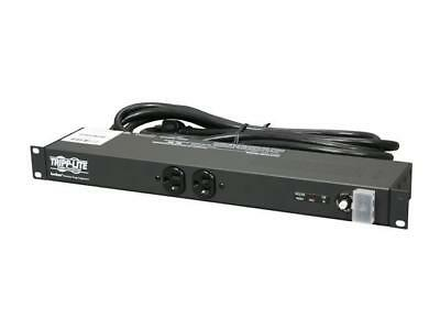 Tripp Lite IBAR12-20ULTRA 15 ft Cord 12 Outlets 3840 Joules Rackmount Surge Supp