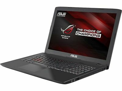 ASUS ROG GL552VW-DH71 Gaming Laptop Intel Core i7 6700HQ (2.60 GHz) 16 GB Memory