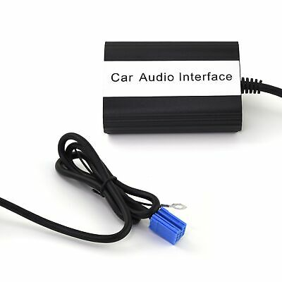 USB MP3 Aux Adapter AUDI A2 A3 A4 A6 A8 TT CD-Wechsler SD Interface 8/20pin