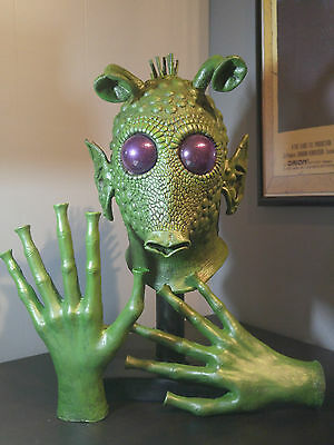Greedo - Life size wearable mask and hands