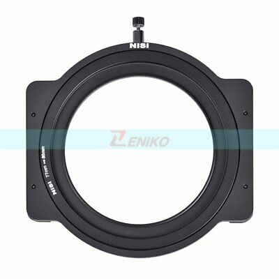 NiSi 100mm Filter Holder Square Aluminum Bracket + 62mm to 86mm Lens Filter Ring