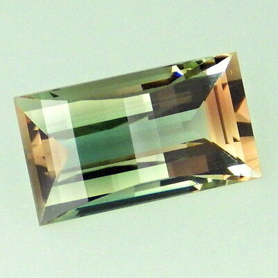 BLUE GREEN-PINK ORANGE DICHROIC OREGON SUNSTONE 4.13Ct FLAWLESS-AMAZING JEWELRY!
