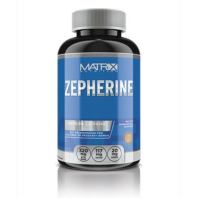 Zepherine - T5 - Fat Burners - Weight Loss - Diet Pills/Tablets - Energy Boost