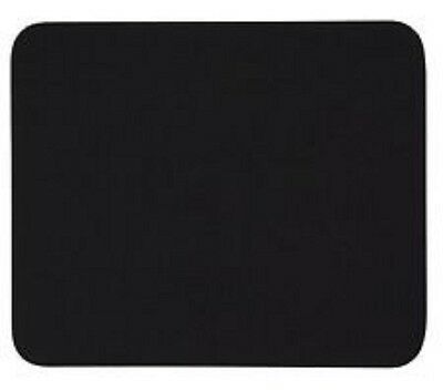 Black Fabric Mouse Mat Pad High Quality 5mm FREE DELIVERY