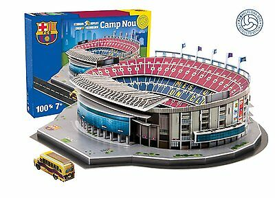 Puzzle 3D Estadio del F.C. Barcelona Camp Nou