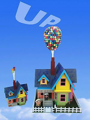 DISNEY 3D House Puzzle From The Movie, Up From Disney Large