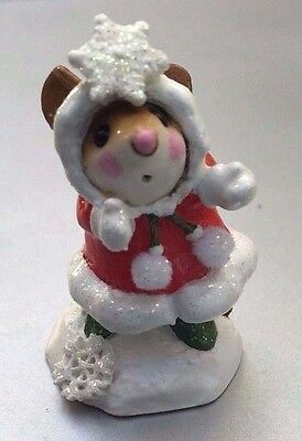 Wee Forest Folk M-275 Crystal- CHRISTMAS SPECIAL
