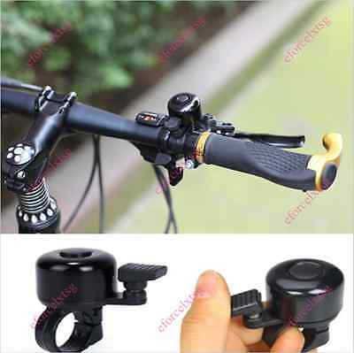 Aluminum Alloy Ring Handlebar Bell Loud Sound Bike Cycling Bicycle Bell Horn ECA