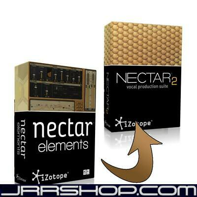 iZotope Nectar 3 Upgrade from Nectar Elements eDelivery JRR Shop