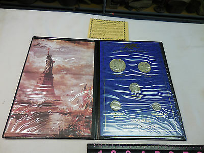 Statue Of Liberty Coin Collection