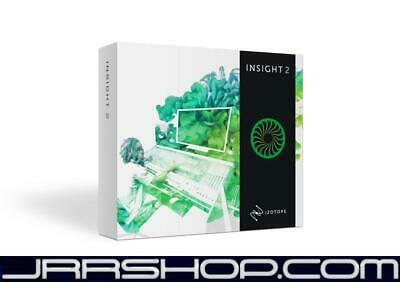 iZotope Insight 2 Essential Metering Suite - Educational eDelivery JRR Shop